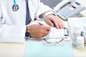 листок нетрудоспособности ошибки врача