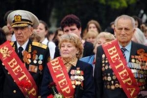Льготы ветеранам Великой Отечественной войны (ВОВ) в 2017-2018 году
