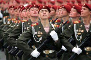Нацгвардия и Росгвардия в России: что это, оклад и льготы 2