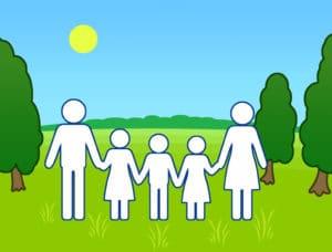 Земельный участок за третьего ребенка в 2018 году: кому положен и как получить земельный участок