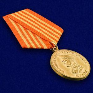 За что награждают медалью Жукова? 8