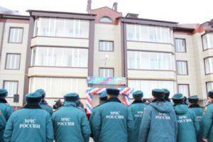 Единовременная социальная выплата сотрудникам МЧС в России