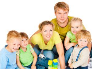 Детские пособия в Ленинградской области в 2020 году