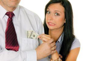 Правила и порядок взыскания алиментов в твердой денежной сумме