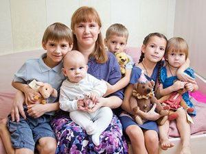 Детские пособия в Республике Хакасия и Абакане в 2020 году
