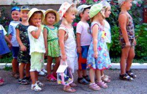 Очередь в детский сад в Новосибирске в 2020 году