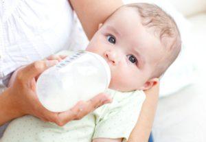 Питание на молочной кухне в России в 2020 году