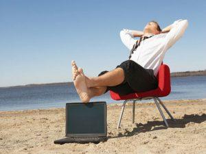 Если отпуск выпал в выходной или праздничный день, как считать отпускные