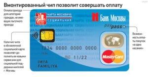 Кому положена икак получить социальную карту москвича в2020 году