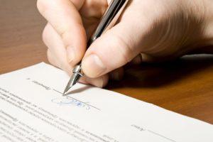 Изображение - Предоставление дополнительного отпуска за вредные условия труда 2019-2020 signature-verification-1-300x200