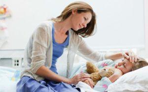 Минздрав хочет убрать лимит наколичество дней поуходу забольным ребенком