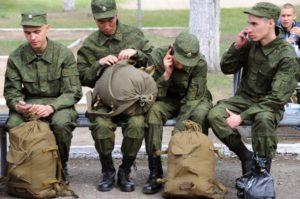Отпуск военного срочной службы ипоконтракту в2020 году