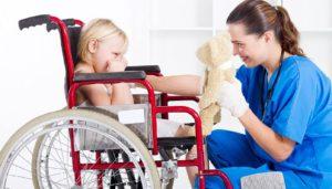 Модернизирована процедура МСЭ для детей-инвалидов