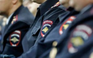 Увольнение сотрудника МВД