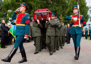 Военные пособия на погребение в 2020 году