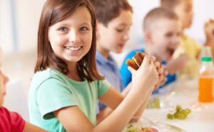 Оплата питания в школе