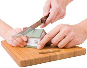 Как делится квартире в ипотеке при разводе