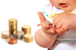 Путинские выплаты при рождении первого ребенка