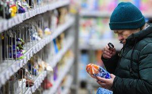 Цены на продукты пересчитали