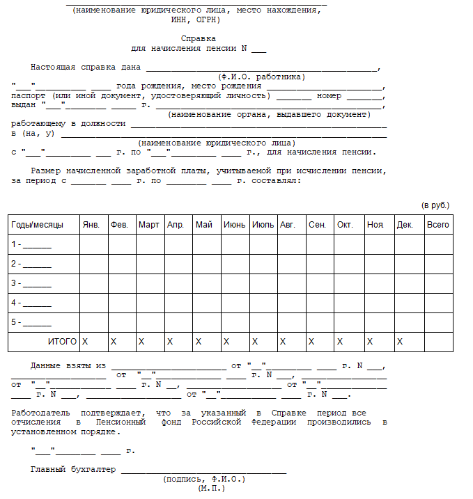 arhiv-o-zarabotnoj-plate-dlya-nachisleniya-pensii