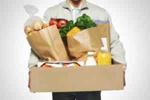 Сервисы по доставке еды