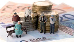 Размер пенсии изменится