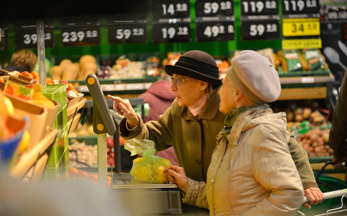 3-кратное увеличение цены - пенсионеры не поверили своим глазам, когда утром пришли в магазин