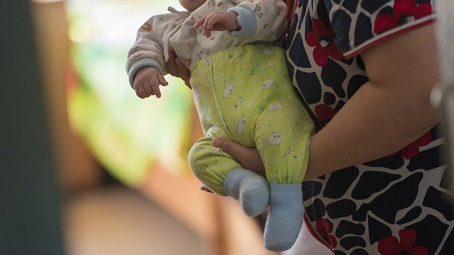 ВДагестане женщина продала новорожденного за800 тысяч рублей!
