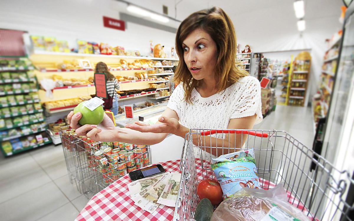 Грозит ли россиянам резкий подъем цен на продукты в 2021?