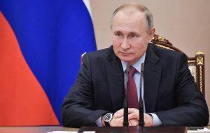 Новое требование Путина