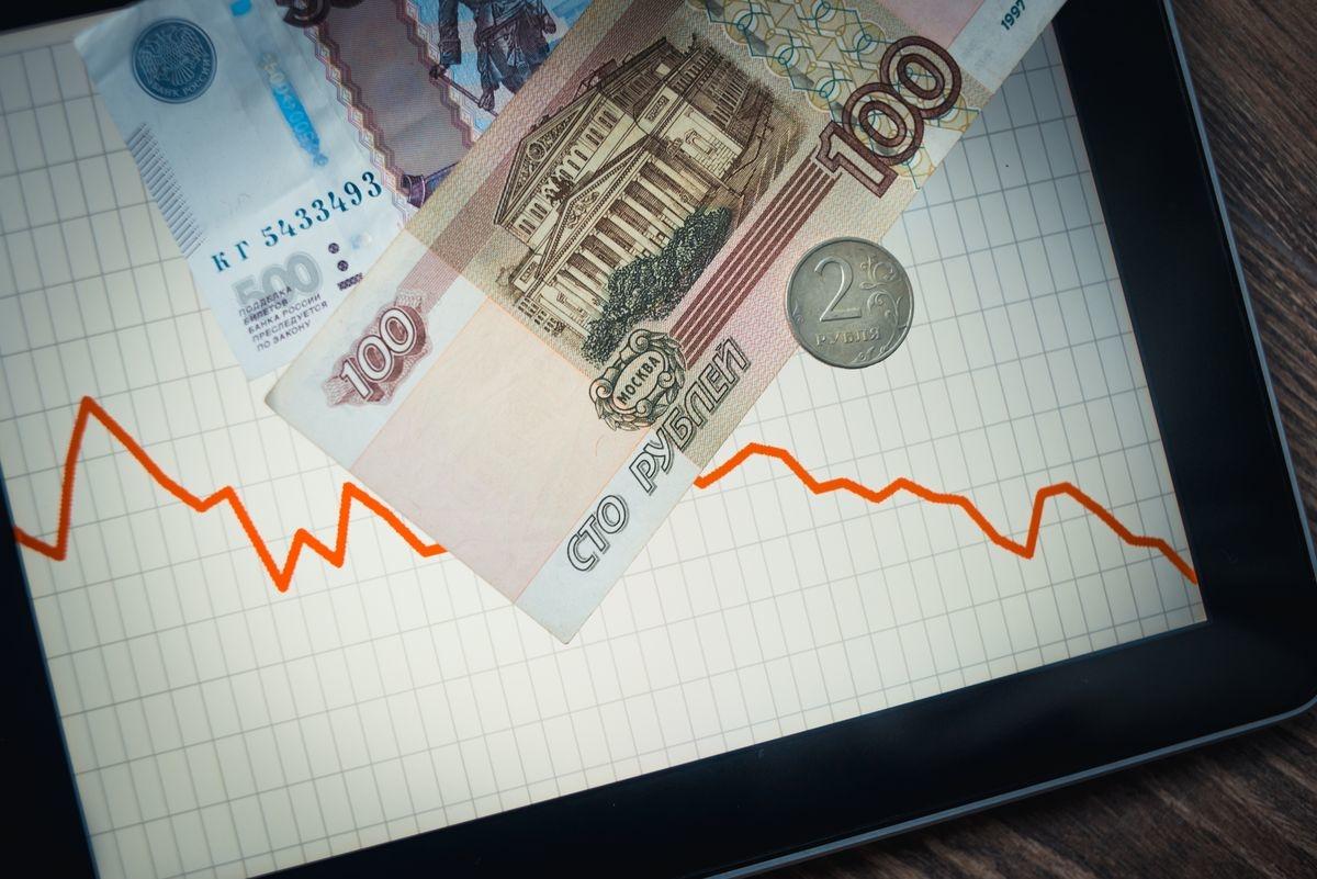 Рубль вновь может упасть до рекордных показателей