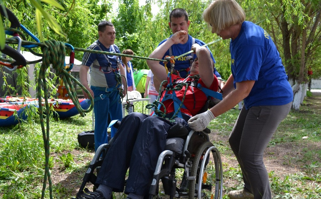 База отдыха для людей с инвалидностью будет открыта в Карелии