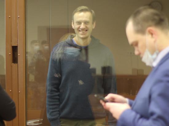 Навальный попросил рецепт засолки огурцов
