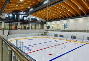 ГК «Галс» построили ледовый комплекс