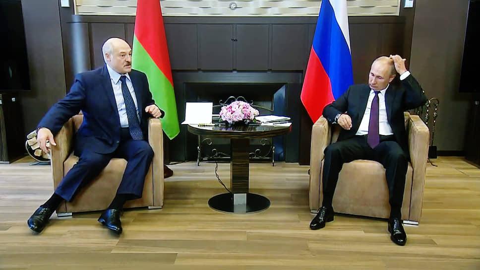 Россия по просьбе Лукашенко даст в долг Беларуси еще $3 миллиарда