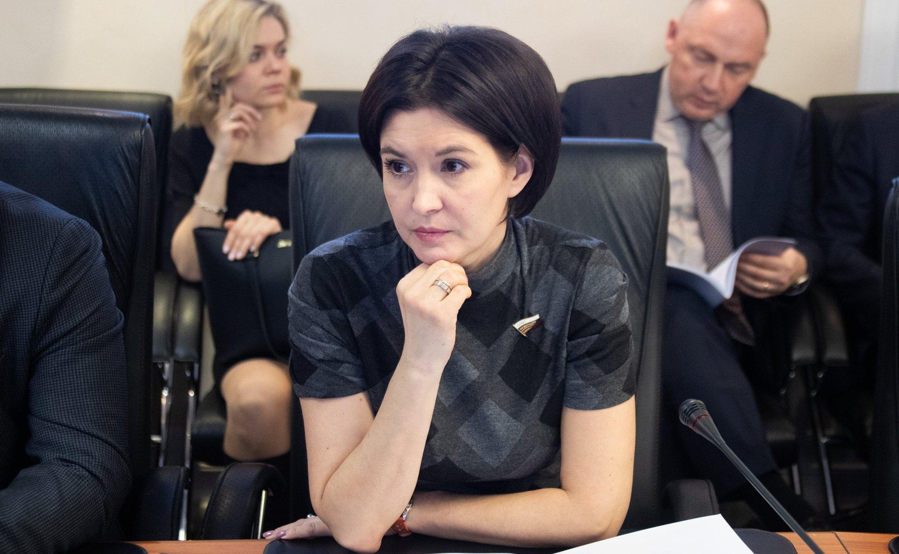 Сенатор Совфеда от Челябинской области предложила разрешить внесудебные банкротства пенсионеров-должников