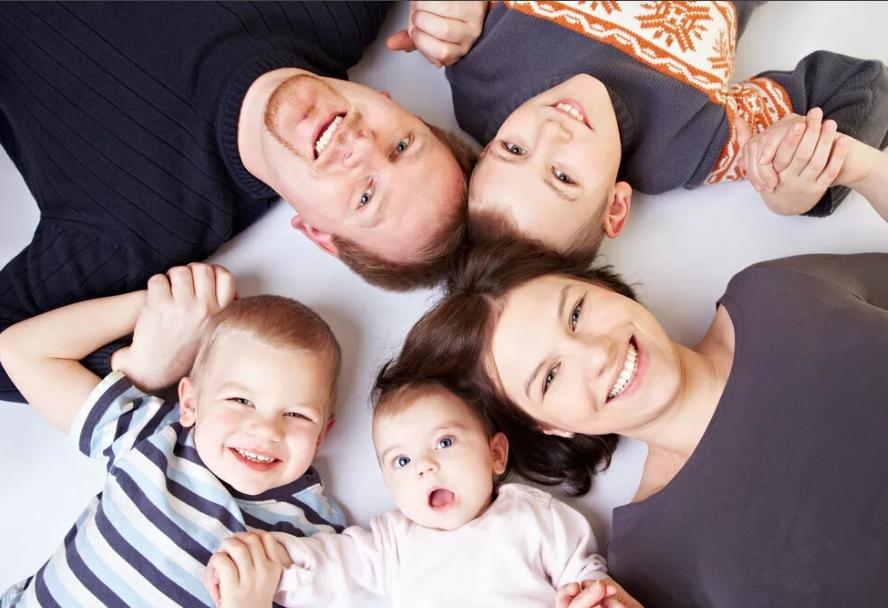 Новые льготы для многодетных семей