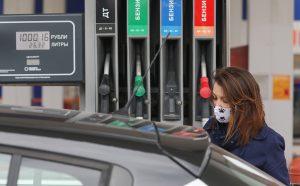 Перебои с поставками бензина