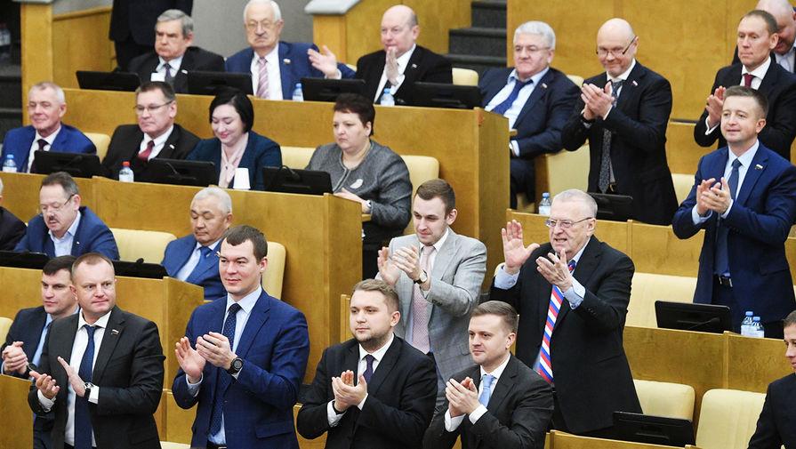 В Госдуме обсудят индексацию пенсий и увеличение других соцвыплат