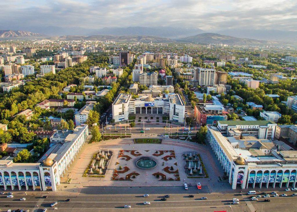Китай собирается поглотить территории Кыргызстана из-за долгов!