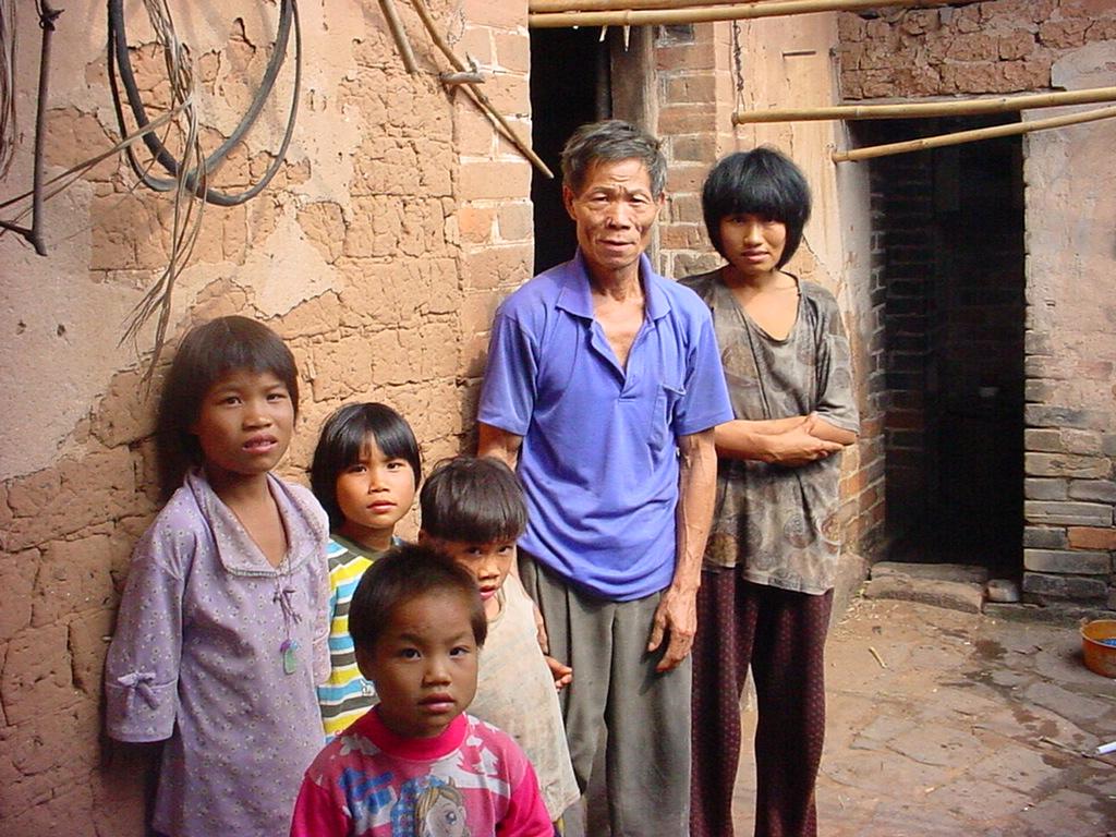 Победа Китая над бедностью оказалась ложью!