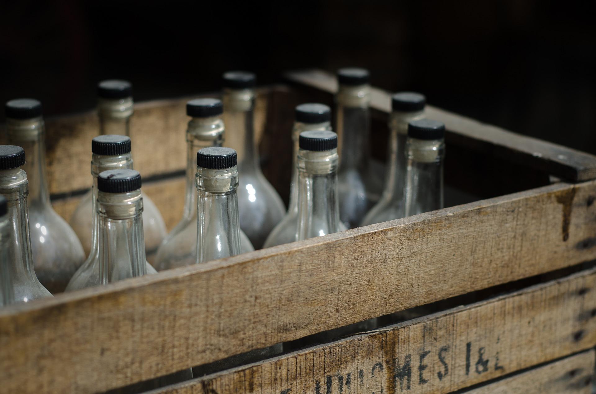 В России вырос спрос на водку