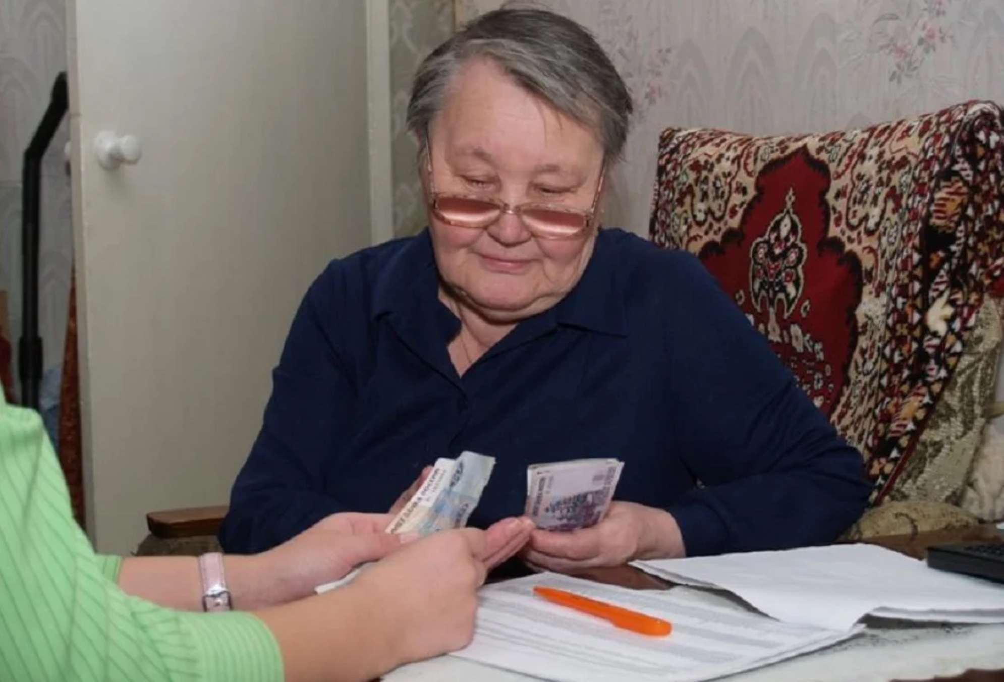 В ПФР напомнили о новой денежной льготе для пенсионеров