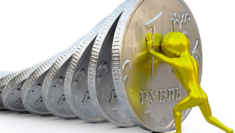 Слабый рубль оказался выигрышным для российского бюджета