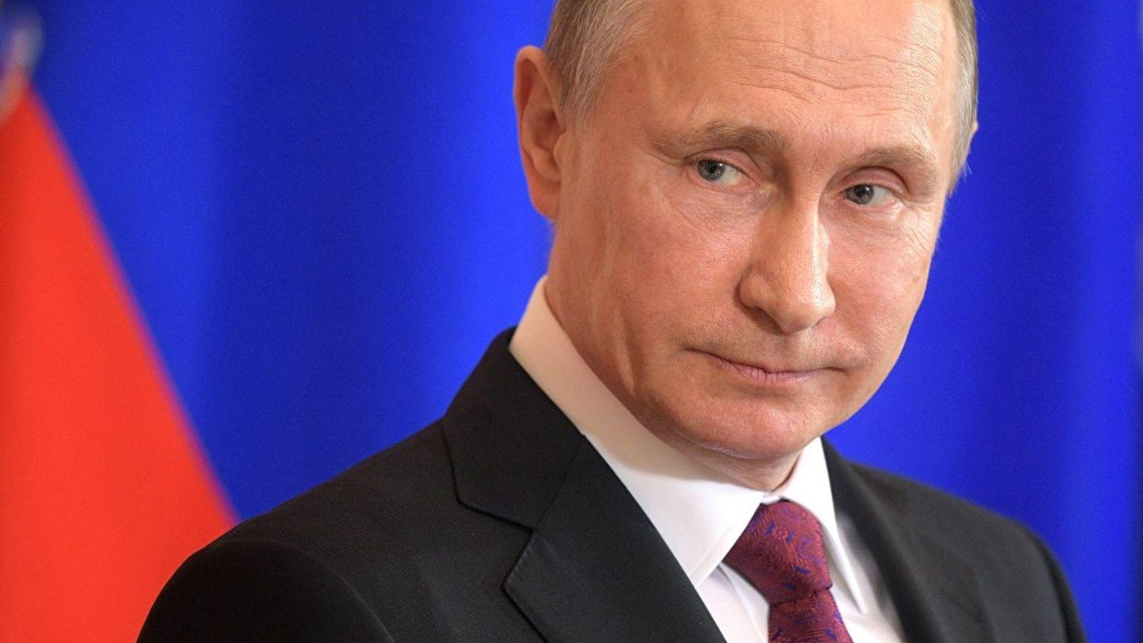 Президент России подписал закон о лицах, контролирующих финансовые организации