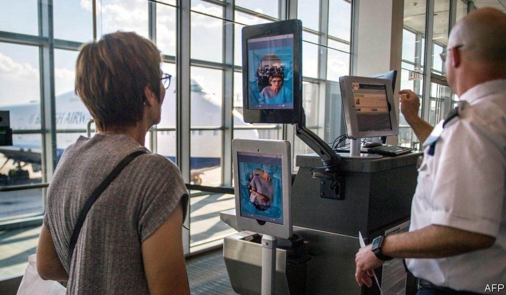 Скоро в Российских аэропортах начнут использовать биометрию