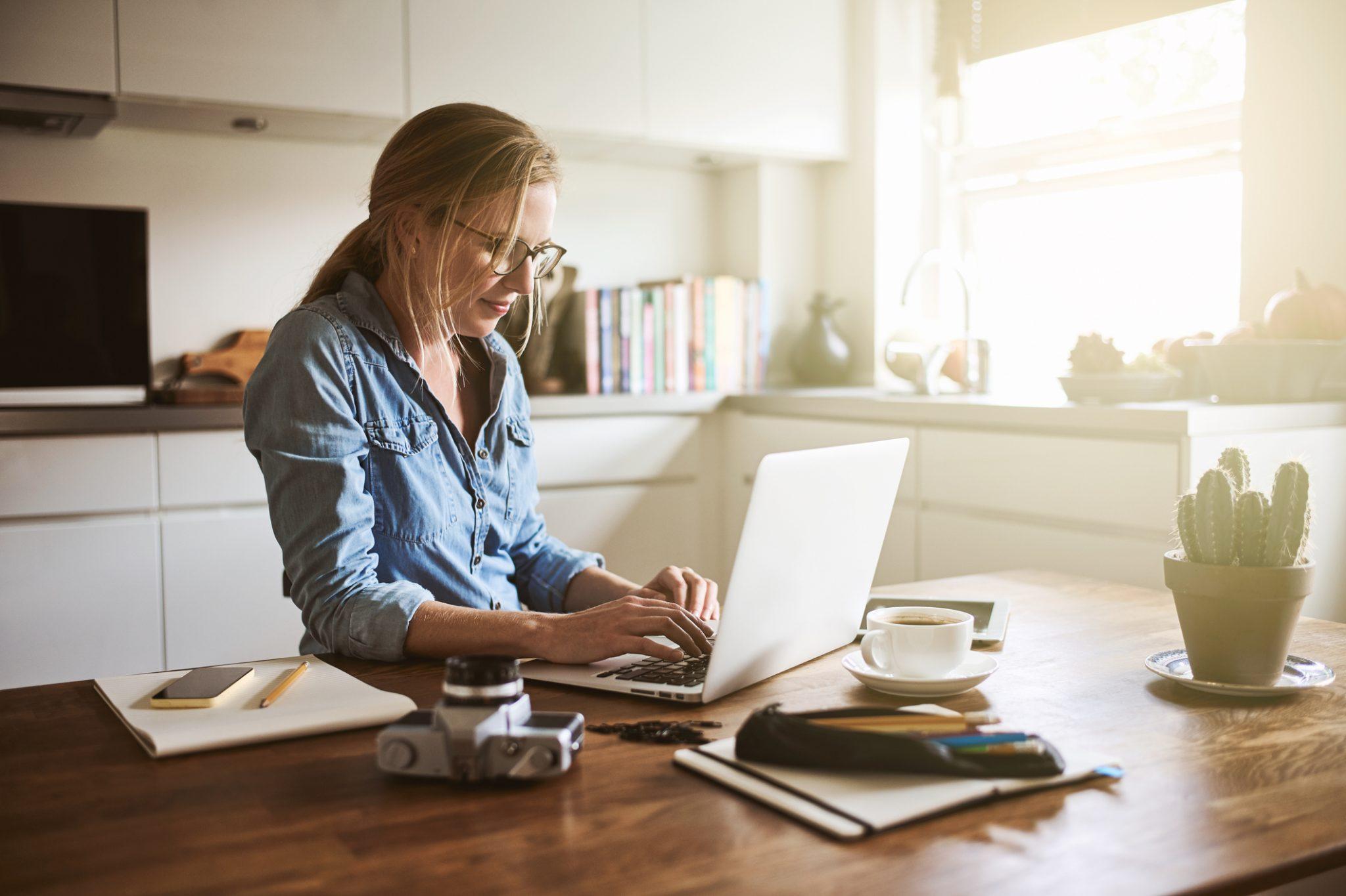 Секреты, как работать из дома эффективно