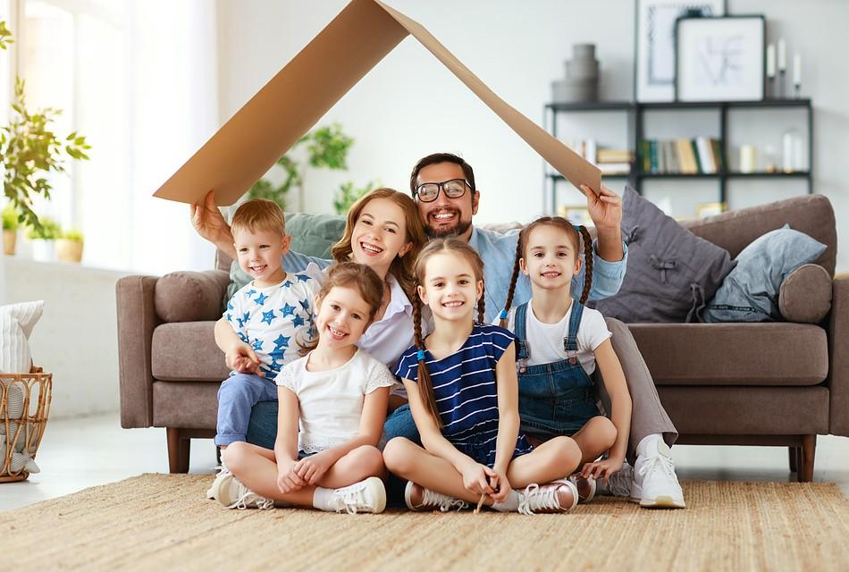 Снижение ставки по ипотеке для семей с детьми