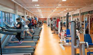 Спрос на фитнес вырос