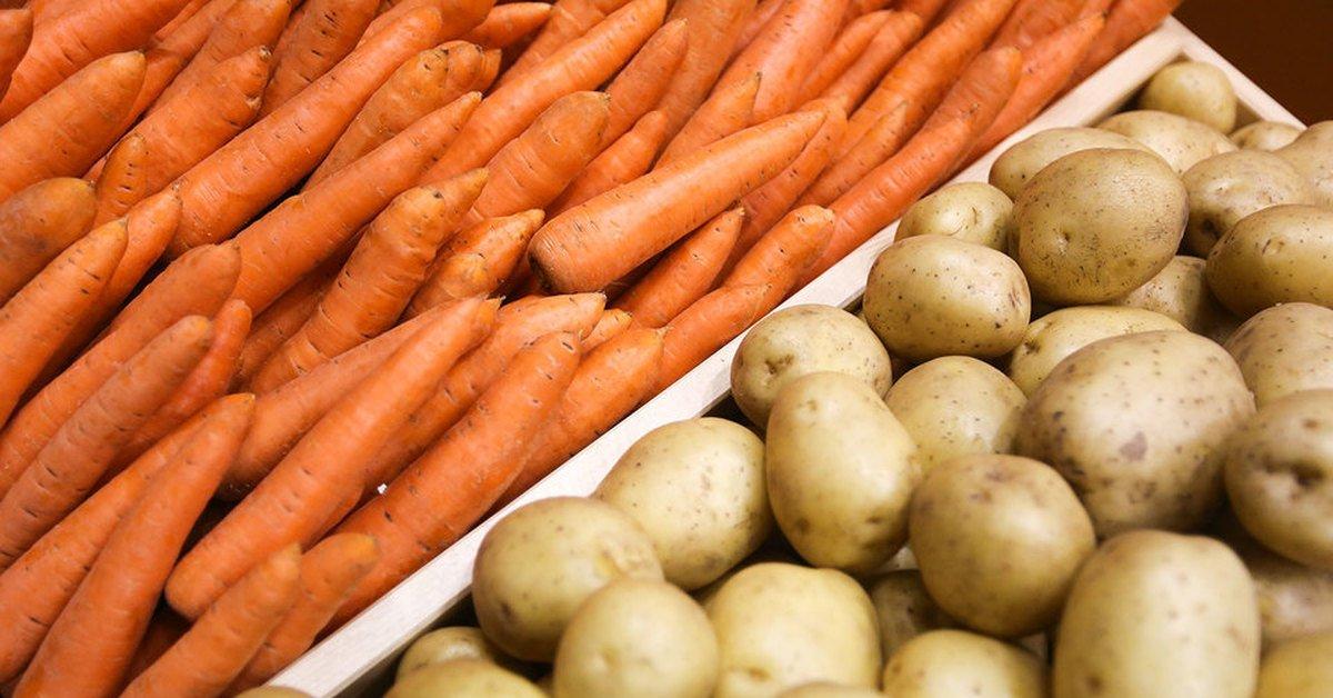 Картофель и морковь резко взлетели в цене